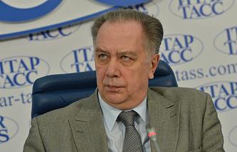 Ректор Московской консерватории Александр Соколов