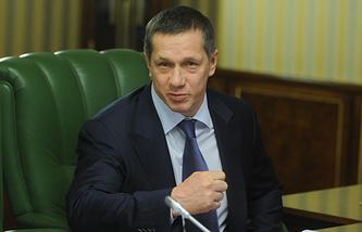 Полпред президента в ДВФО Юрий Трутнев