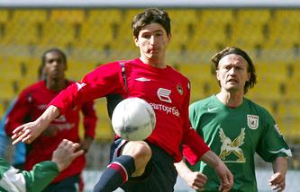 Йорген Ялланд (справа)