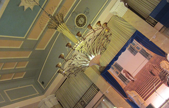 "Театр ""Балтийский дом"", холл второго этажа"