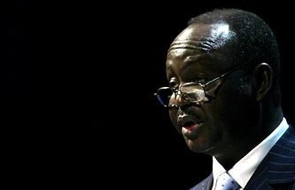 Экс-президент Центральноафриканской Республики Франсуа Бозизе