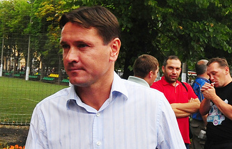 Дмитрий Аленичев