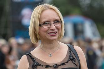 Актриса Ирина Мазуркевич