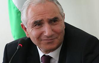 Валерий Бганба