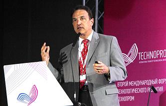 Член совета директоров корпорации Airbus Жан Ботти