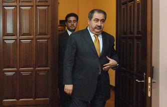 Глава МИД Ирака Хошияр Зибари