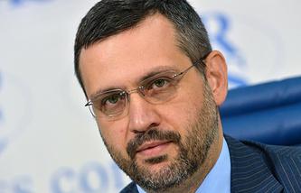 Председатель Синодального информационного отдела Русской православной церкви Владимир Легойда