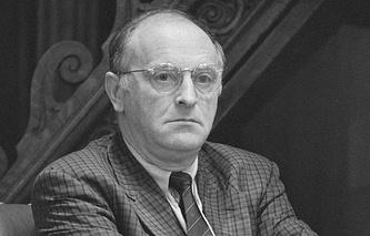 Иосиф Бродский. 31 октября 1988 года