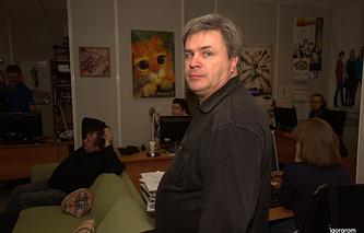 Олег Кинев