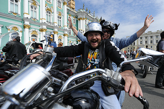 "Мотофестиваль ""St. Petersburg Harley Days"""