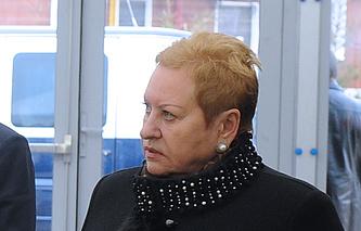 Анна Щерба
