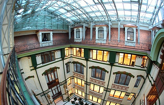 "Дом Зингера. Штаб ""ВКонтакте"" в Санкт-Петербурге"