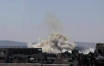 Алеппо, июнь 2014 год