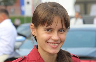 Елена Лашманова