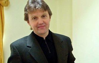 Александр Литвиненко, архивное фото, 2002 год