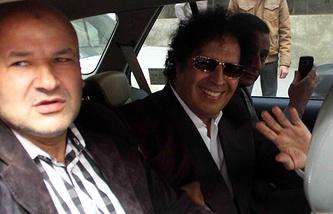 Ахмед ад-Дам Каддафи