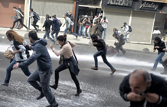 Ситуация в Стамбуле
