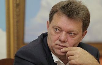 Мэр города Томска Иван Кляйн