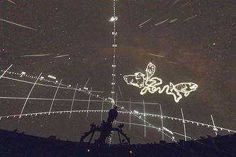 Звёздный зал Санкт-Петербургского Планетария