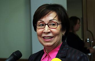 Галия Фазлеева