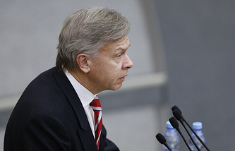 Председатель комитета Госдумы РФ по международным делам Алексей Пушков