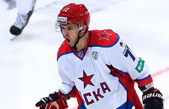 Французский хоккеист ЦСКА Стефан Да Коста