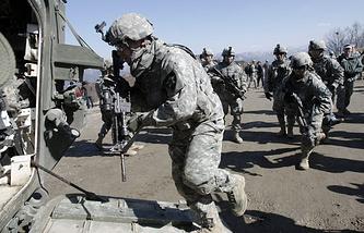 Военные учения США в Пхочхоне, Южная Корея