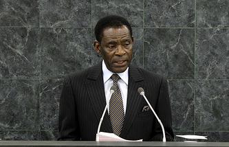 Теодоро Обианг Нгема