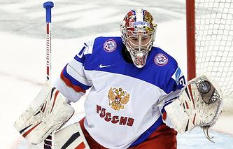 Игорь Шестеркин на молодежном чемпионате мира в Канаде