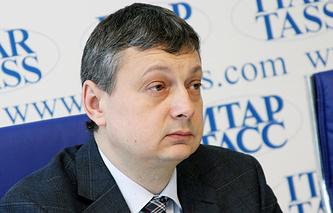 Дмитрий Крашенинников, заместитель председателя Арбитражного суда Свердловской области