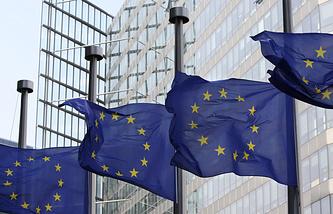 Штаб-квартира Евросоюза в Брюсселе