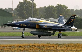 Истребитель Saeqeh ВВС ИРИ