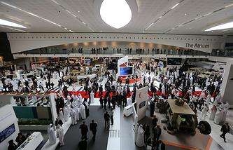 Международная выставка вооружений IDEX-2013 в Абу-Даби