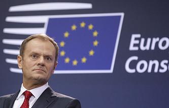 Председатель Евросовета Дональд Туск