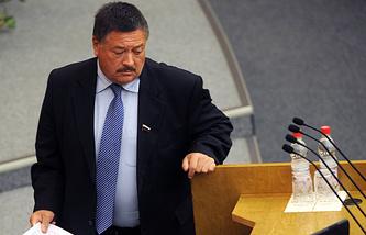Председатель комитета Государственной Думы РФ по охране здоровья Сергей Калашников