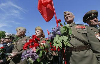 Празднование Дня Победы в Киеве, 2014 год