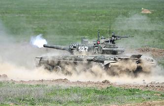 Танк Т-72Б3