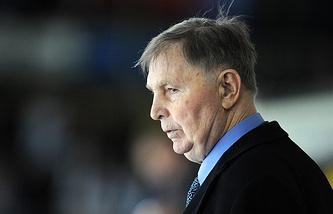 Виктор Тихонов, 1 апреля 2012 года