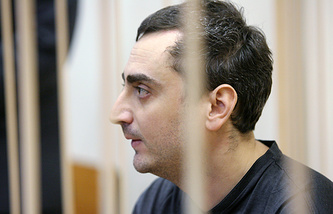 Вице-мэр Новосибирска Александр Солодкин