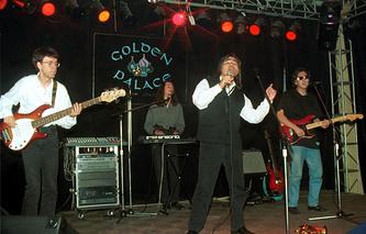 """Группа """"А-Студио"""", 1996 год"""