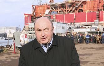 Николай Калистратов