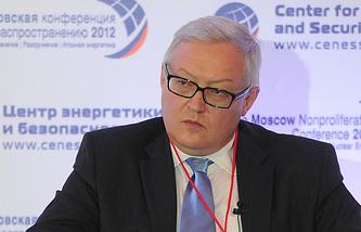 Сергей Рябков