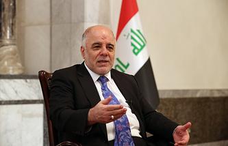 Премьер-министр Ирака Хейдар аль-Абади