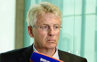 Депутат бундестага от ХДС Карл-Георг Вельман