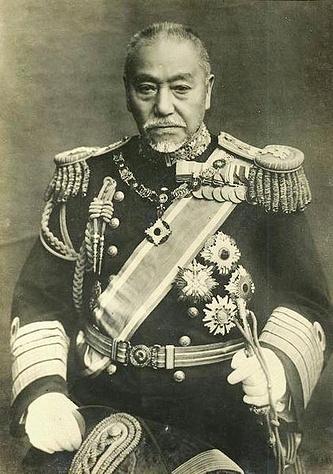 Адмирал Того Хэйхатиро