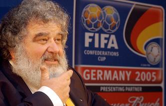 Бывший член исполкома ФИФА Чарльз Блейзер