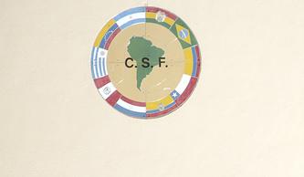 Логотип КОНМЕБОЛ