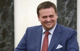 Гендиректор АСИ Андрей Никитин