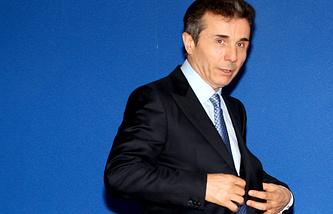 Бывший премьер-министр Грузии Бидзина Иванишвили