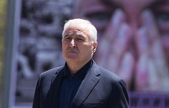 Президент республики Южная Осетия Леонид Тибилов